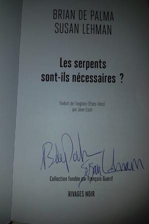 Brian De Palma (Les Incorruptibles, L'Esprit de Caïn, Outrages)