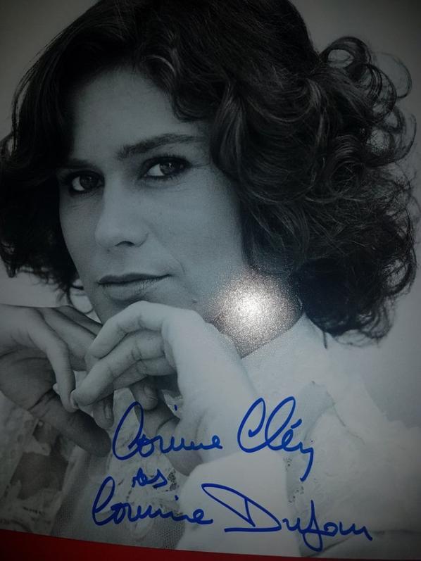 Corinne Cléry (La Proie de l'autostop, Moonraker, Histoire d'O)