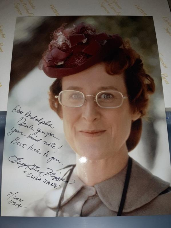 Lucy Lee Flippin (La Petite Maison dans la prairie, Un monde parfait, Ladykiller)