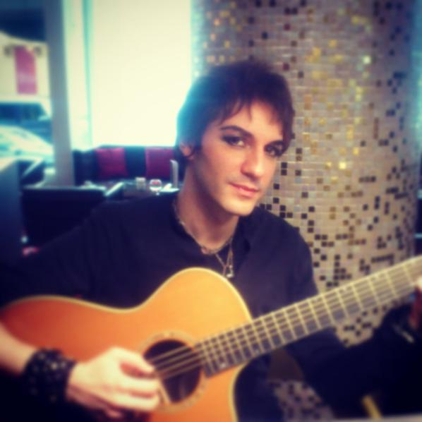 One day with Mikelangelo Loconto!=)