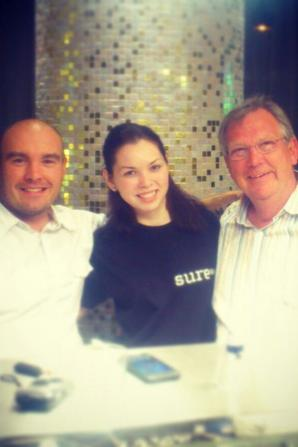 Nice meeting with wonderful guests of our hotel!=)