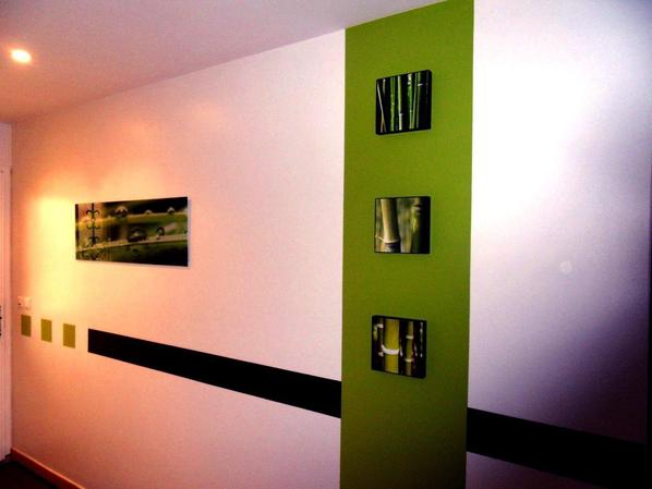 Awesome Deco Peinture Couloir Pictures - Home Decorating Ideas ...