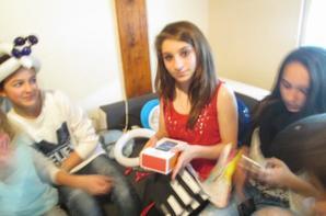 anniversaire de cassandra 13 ans