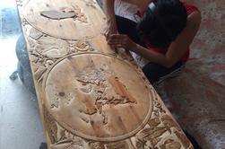 to be continued !! sculpté au cutter !!! by Tatatron création originale