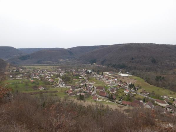 Belvédère de la Tuyère, mars 2021
