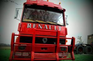 Renault R 360 6x4 ,d'après la version du Salon de Turin,année 1983, suite...