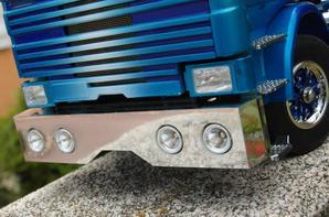 Star-Truck Svempas, la suite, quelques étapes...