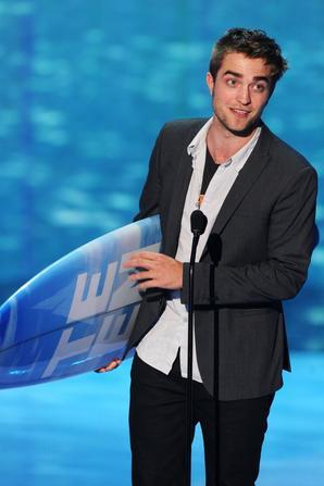 #Archive: Photos de Rob HQ Teen Choice Award 2011 !