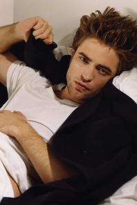 Robert Pattinson pour Vanity Fair (2009)