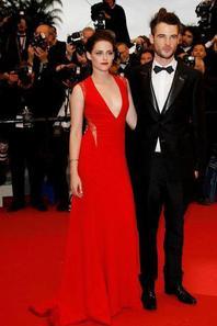 """#Cannes2012 Kris sur le Tapis Rouge """"Cosmopolis"""" Magnifique !!"""