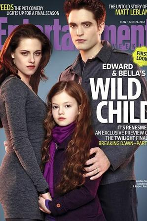 Covers HQ Du Mag @EW The Twilight Saga Breaking Dawn Part 2
