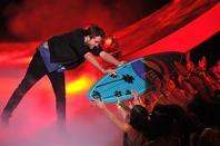 TCA 2012: Le Trio reçois les Awards