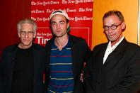 Rob et David Cronenberg Q/R New York hier (Photos)