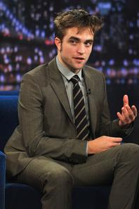"""Rob au """"Late Night With Jimmy Fallon"""" (Hier)"""