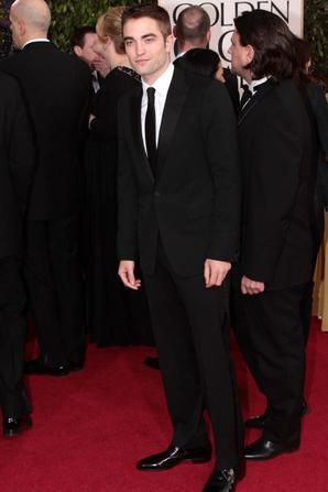 "Rob aux Golden Globes (13.01.2013) ""Tapis Rouge"" Suite"