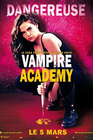 #VAMPIREACADEMY les affiches personnages HD