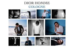 #DiorRob Dior Cologne nouvelle pub avec ROB ! OMG !