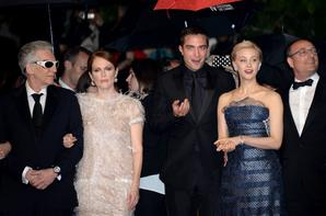 #Cannes2014 #MapsToTheStars montée des marches HQ