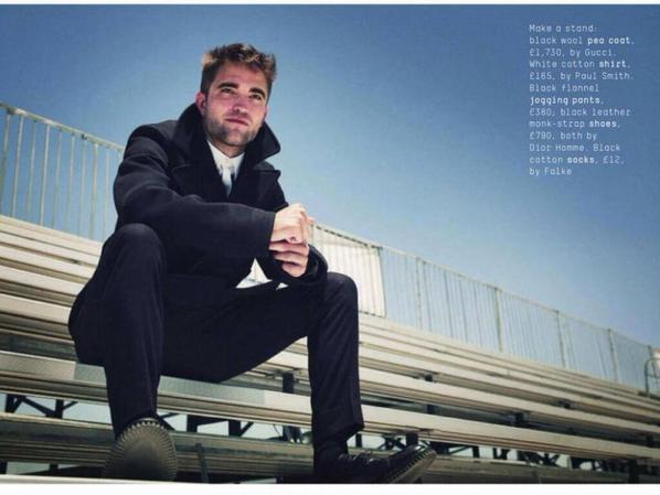 #NEWS Rob pour le mag Esquire