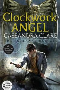 Nouvelle réédition de la série de Cassandra Clare The Infernal Devices aux USA !