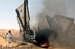#NEWS #StarWars Le réveille de la force nouvelles photos (2ème partie)