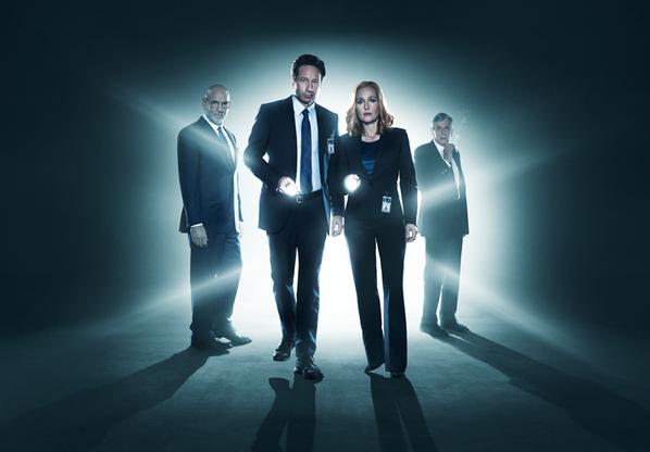 #NEWS #Nostalgie The X Files s10 photos promotionnelles