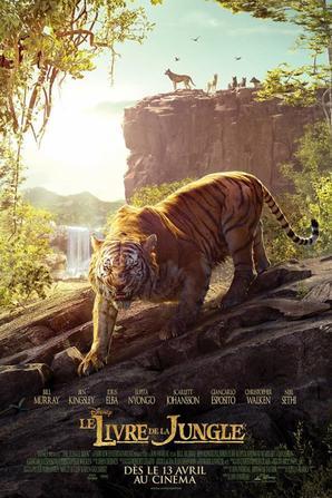 #NEWS Le Livre de la Jungle les premiers posters personnages !