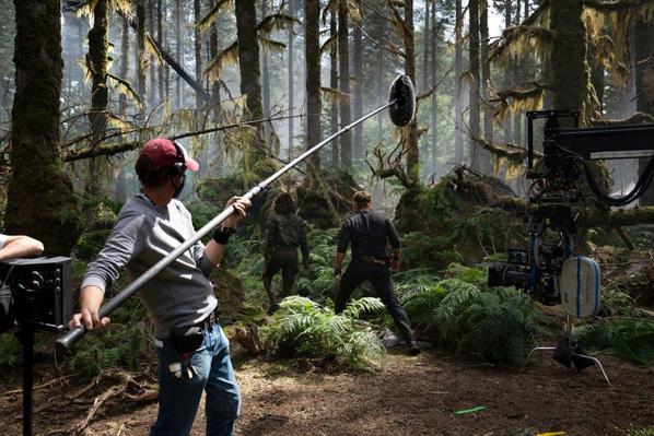 #Cinéma: Jurassic World Dominion reprise du tournage.