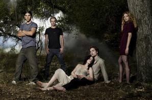 #Nostalgie: Photos de Robert Pattinson et le casting de Twilight.