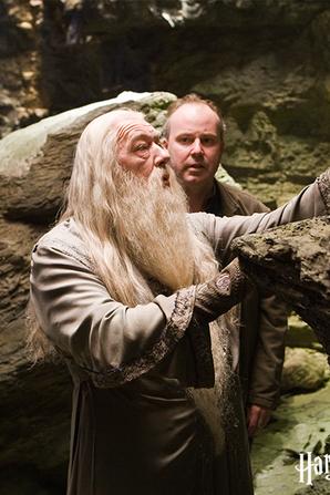 #Cinéma: Nouvelles / Anciennes photos de tournage d'Harry Potter