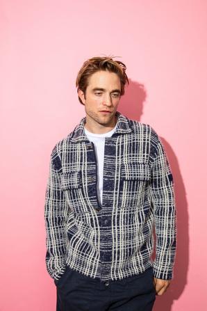 Robert Pattinson pour le magazine Time Out 2020.