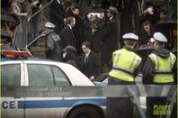 #Cinéma: Photos de Robert Pattinson et Zoe Kravitz sur le tournage de The Batman