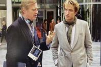 #Cinéma: Tenet de Christopher Nolan et avec Robert Pattinson (photos de tournage)