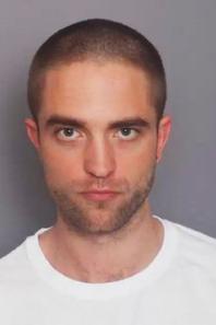 Robert Pattinson Mug Shots (Good Time 2017)