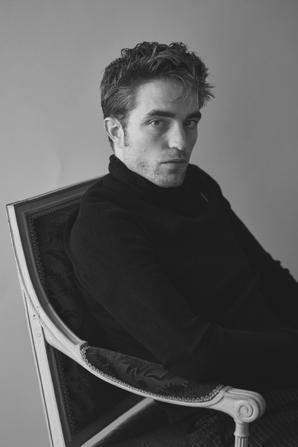 Robert Pattinson pour GQ Magazine France.