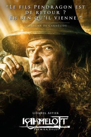 #Cinéma: Kaamelott premier volet réalisé par Alexandre Astier affiches promos