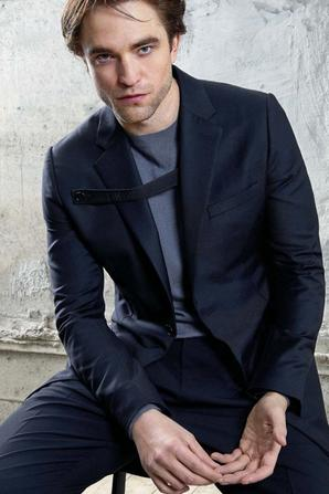 Robert Pattinson pour la promo de Tenet