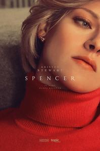 #Cinéma: Nouvelles affiches promotionnelles pour SPENCER de Pablo Larraín