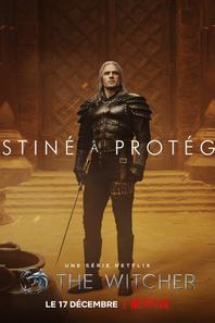 #Série: Les nouvelles affiches personnages de The Witcher