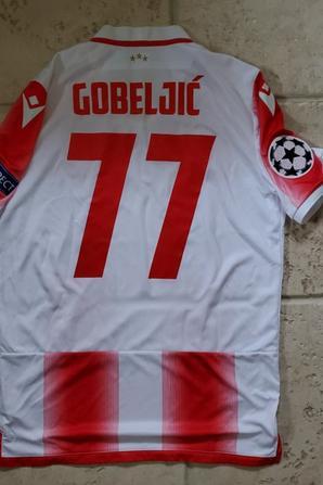 2019/20 Marko Gobeljic, Crvena zvezda-Bayern 26 nov 2019