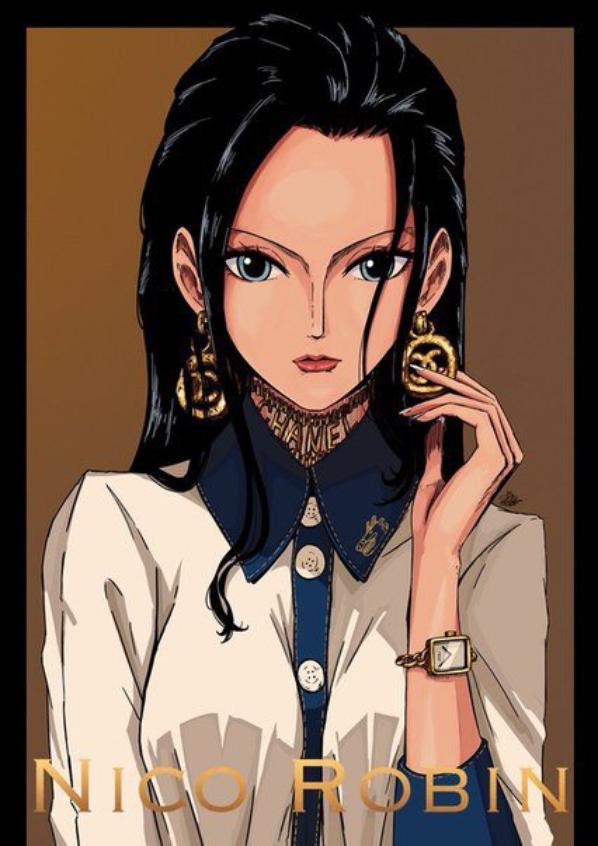 Couverture de mode version One Piece ❤️
