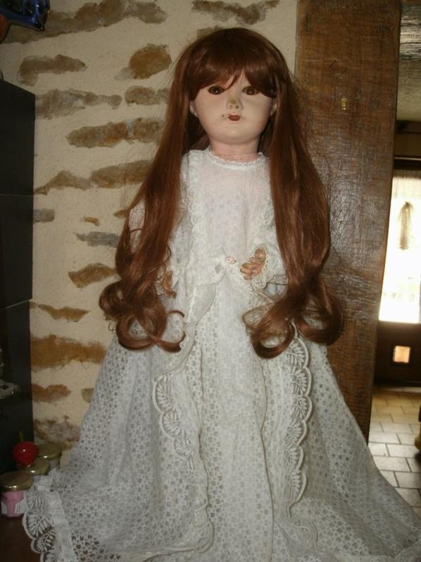 la plus grande poupée de ma maman