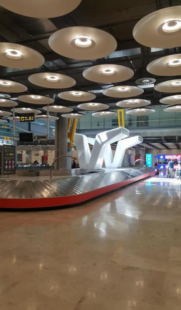 madrid aeropuerto