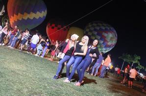 festival del globo