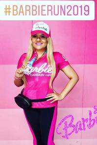 una mas 10km barbie