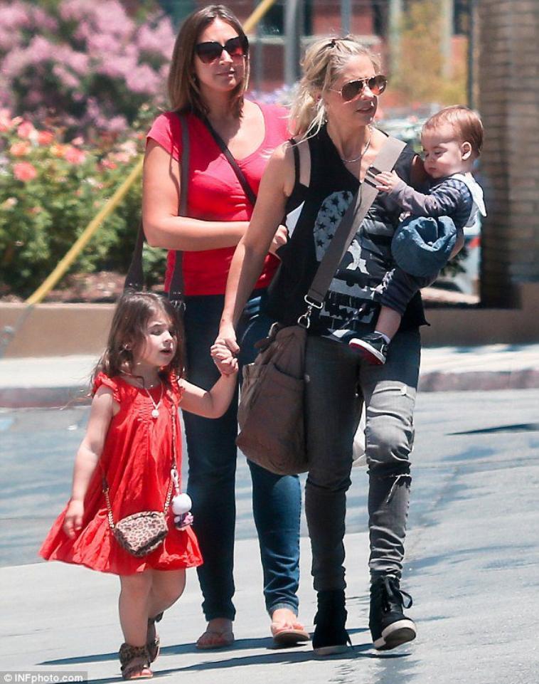PAPARAZZI ♥ Sarah, Charlotte et Rocky ont été vu à Los Angeles le 26 Juin