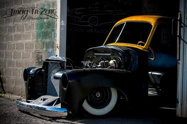 Pick up CHEVROLET 1952