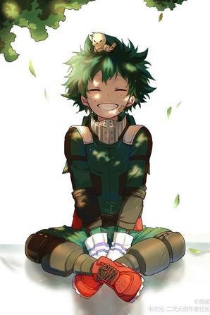 Deku ♥ (My Hero Academia)