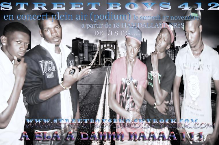 street boys 412 a dannnnn!!!!!