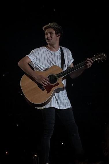 Niall sur scène à Nashville le 19/08/14
